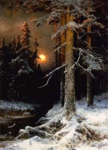 Winter hold Julius von Klever